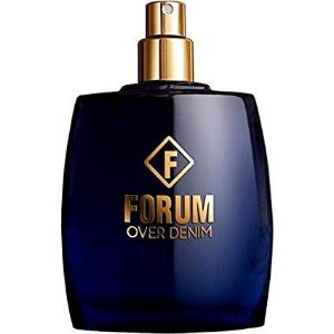 Forum Over Denim Deo Colônia 50ml - Perfume Unissex