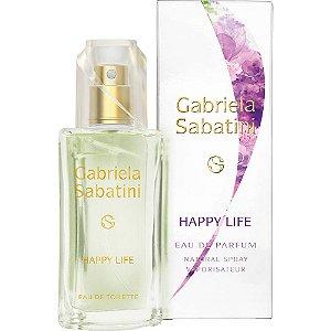 Gabriela Sabatini Happy Life Eau De Toilette 60ml - Perfume Feminino