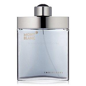 Individuel Eau de Toilette Montblanc 75ml - Perfume Masculino