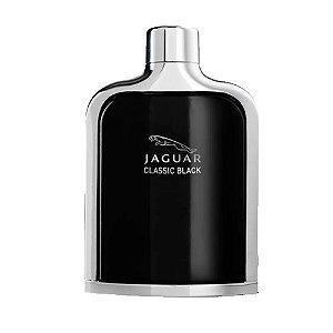 Jaguar Classic Black Eau de Toilette Jaguar 100ml - Perfume Masculino