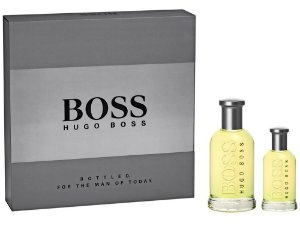 Kit Boss Bottled Hugo Boss Eau de Toilette 100ml + 30ml - Masculino