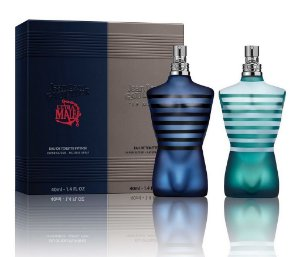 Kit Gaultier Airlines Jean Paul Gaultier 2X40ML - Perfumes Maculinos