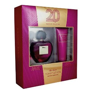 Kit Her Secret Temptation Antonio Banderas Eau de Toillete 80ml + Body Lotion 75ml - Feminino