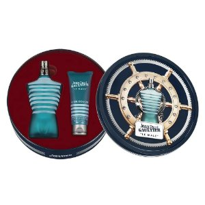 Kit Le Male Jean Paul Gaultier Masculino Eau de Toilette 125ml + Gel de Banho 75ml