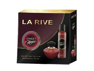 Kit Sweet Hope La Rive Eau de Parfum 90ml + Desodorante 150ml - Feminino