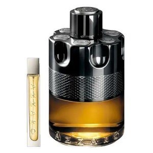 Kit Wanted by Night Azzaro Eau de Parfum - Perfume Masculino 100ml + Miniatura 15ml