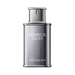 Kouros Silver Eau de Toilette Yves Saint Laurent 100ml - Perfume Masculino