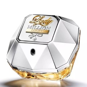 Lady Million Lucky Paco Rabanne Eau de Parfum 80ml - Perfume Feminino