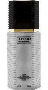 Lapidus Pour Homme Eau de Toilette Ted Lapidus 30ml - Perfume Masculino
