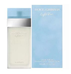 Light Blue Eau de Toilette Dolce & Gabbana 100ml - Perfume Feminino