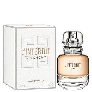 L'Interdit Eau de Toilette Givenchy 35ml - Perfume  Feminino