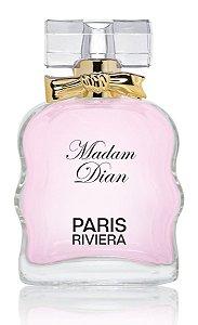 Madam Dian Pour Femme Paris Riviera Eau de Toilette 100ml - Perfume Masculino