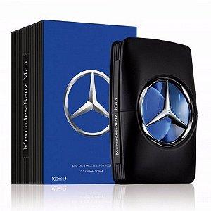 Mercedes-Benz Man Eau de Toilette 100ml - Perfume Masculino