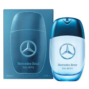 Mercedes-Benz The Move Eau De Toilette 100ml - Perfume Masculino