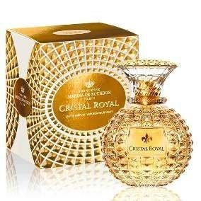 Miniatura Cristal Royal Marina de Bourbon EDP 7,5ML - Perfume Feminino