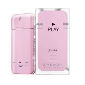 Miniatura Play for Her  Eau de Parfum Givenchy  5ML- Perfume Feminino