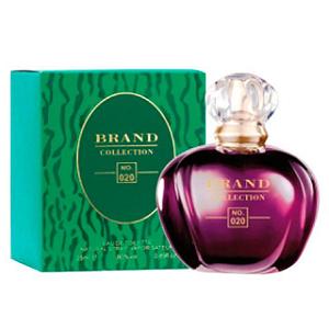 Nº 020 Intoxica Eau de Parfum Brand Collection 25ml - Perfume Feminino