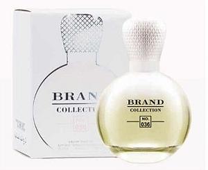 Nº 036 Eau de Toilette Brand Collection 25ml - Perfume Feminino