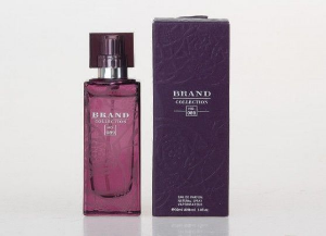 Nº 089 Eau de Parfum Brand Collection 25ml - Perfume Feminino