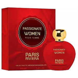 Passionate Women Paris Riviera Eau de Toilette 100ml - Perfume Feminino