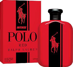 Polo Red Intense Eau de Parfum Ralph Lauren 125ML - Perfume Masculino