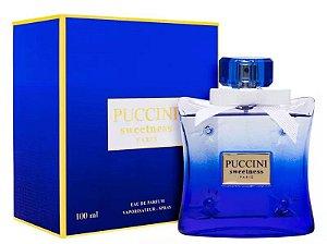 Puccini Sweetness Blue Eau de Parfum 100ml - Perfume Feminino