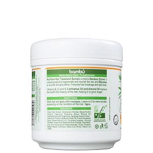 Silicon Mix Bambu Tratamento Capilar Nutritivo 450g - Máscara Capilar