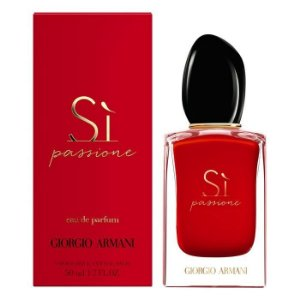 Sì Passione Eau de Parfum Giorgio Armani 50ml - Perfume Feminino