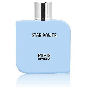 Star Power Pour Homme Paris Riviera Eau de Toilette 100ml - Perfume Masculino