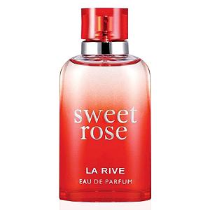 Sweet Rose Eau de Parfum La Rive 75ml - Perfume Feminino