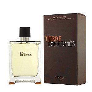 Terre D'Hermès Eau de Toilette Hermès 100ML - Perfume Masculino