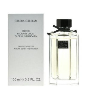Tester Flora By Gucci Glorious Mandarin EDT Gucci Guilty 100ML - Perfume Feminino