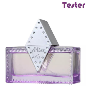 Tester Miss Eau de Parfum New Brand 100ml - Perfume Feminino
