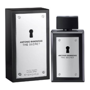 The Secret Eau de Toilette Antonio Banderas 100ml - Perfume Masculino