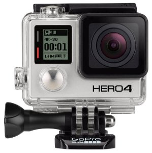 GOPRO HERO 4 BLACK EDITION, 12 MP + WIFI