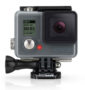 GOPRO HERO + EDITION LCD, 8MP + WIFI