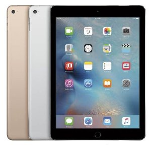 APPLE IPAD AIR 2 32GB WIFI, IOS 9, PROCESSADOR A8X, CÂMERA 8MP / 1.2MP, 2GB RAM, TELA 9.7""