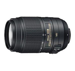 LENTE NIKON AF-S DX NIKKOR 55-300mm f/4.5-5.6G ED VR