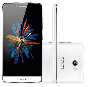 "SMARTPHONE TP-LINK NEFFOS C5, 4G, ANDROID 5.1, QUAD CORE, CÂMERA  8MP / 5MP, 2GB RAM, 16GB, TELA 5"""