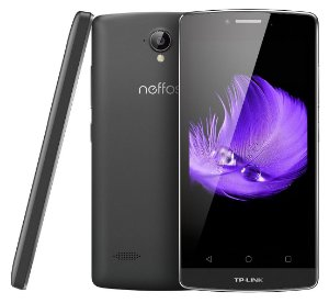 "SMARTPHONE TP-LINK NEFFOS C5L, 4G, ANDROID 5.1, QUAD CORE, CÂMERA 8MP / 2MP, 1GB RAM, 8GB, TELA 4.5"""