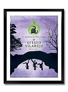 Poster A3 - O Oitavo Vilarejo (sem moldura) impressão laser papel couchê 200gr. a cores