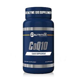 Coenzima Q10 (60 Capsulas) - GT Nutrition USA