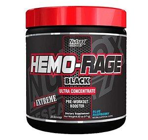 Hemo Rage Black Ultra Concentrado - Nutrex
