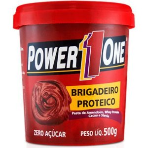 Brigadeiro Proteico (500g) - Power One