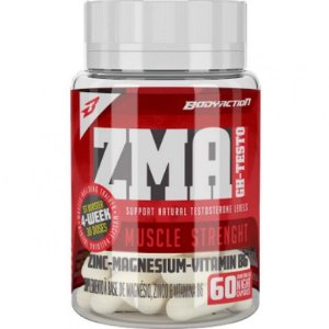 ZMA (60 Capsulas) - Body Action
