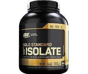 100% Gold Standard Isolate - Optimum Nutrition
