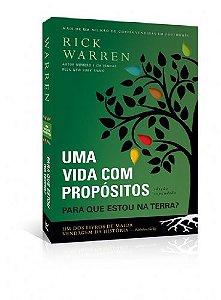 Uma Vida Com Propósitos - Rick Warren