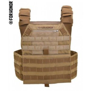 COLETE MODULAR PLATE CARRIER FORHONOR - REF.: 2P-35 COYOTE