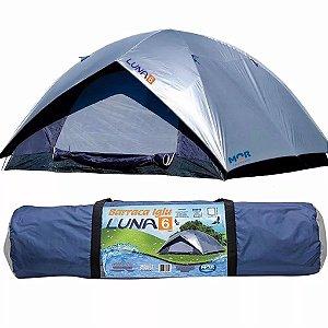 Barraca de Camping 6 pessoas iglu Luna - MOR