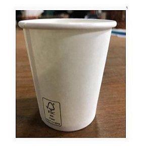 Copo de Papel 400ml -Bebidas quentes ou frias (Com selo FSC)